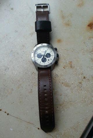 Fossil Ch2886 Armbanduhr Für Herren Bild