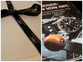 Die Flieger - Uhren Von Iwc In Geschenkverpackung (387188071x) Bild