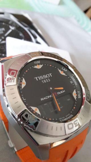 Tissot T - Touch T0025201711100 Armbanduhr Für Herren Bild