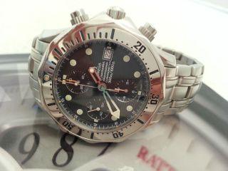 Omega Seamaster Professional Chrono Diver Bild
