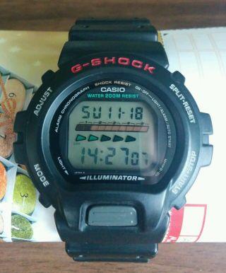 Casio G - Shock Dw - 6600 Bild