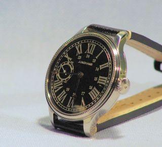 Junghans 48mm Armbanduhr Mariage Mit Tu Werk - Top Bild