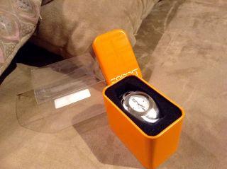 Uhr Esprit Silberfarben Spange Ungetragen Mit Etikett Bild