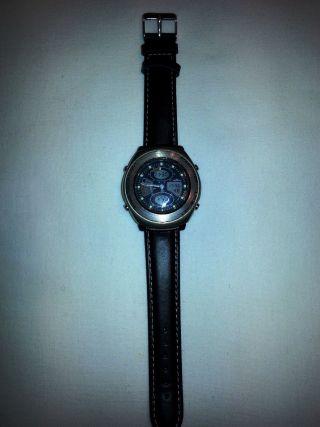 Tempic Herren Armbanduhr Mit Lederarmband Bild