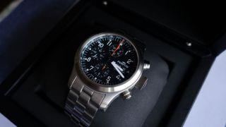 Fortis B - 42 B42 Pilot Professional Automatik Chronograph Bild