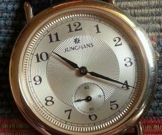 Junghans Uhr Quarz Bild
