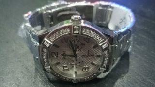 Guess Damenuhr W0290l1 Jet Setter Strass Armband Ovp Uvp 219,  00€ Bild