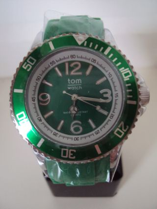 Tomwatch Basic 40 Wa 00157 Pastell Winter Green Uvp 49,  90€ Bild