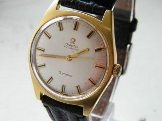 Omega Automatic Genève Vintage Cal.  552 Bild