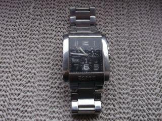 Esprit Armbanduhr Herrenuhr Herrenarmbanduhr Uhr Chronograph Uhrenarmband Bild
