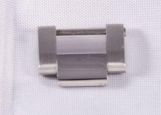 Rolex - Glied Für Oyster Armband Stahl - Z.  B.  Daytona / Datejust / Daydate - Top Bild