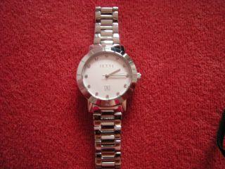 Uhr,  Jette Joop,  Silber,  Neuwertig Bild