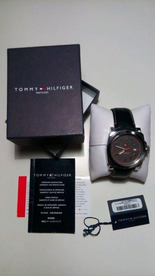 Tommy Hilfiger Armbanduhr Für Herren Bild