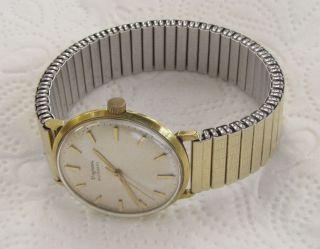 Schöne Dugena Automatik Uhr,  Armbanduhr,  Herrrenuhr,  1960er Aus Opas Sammlung Bild