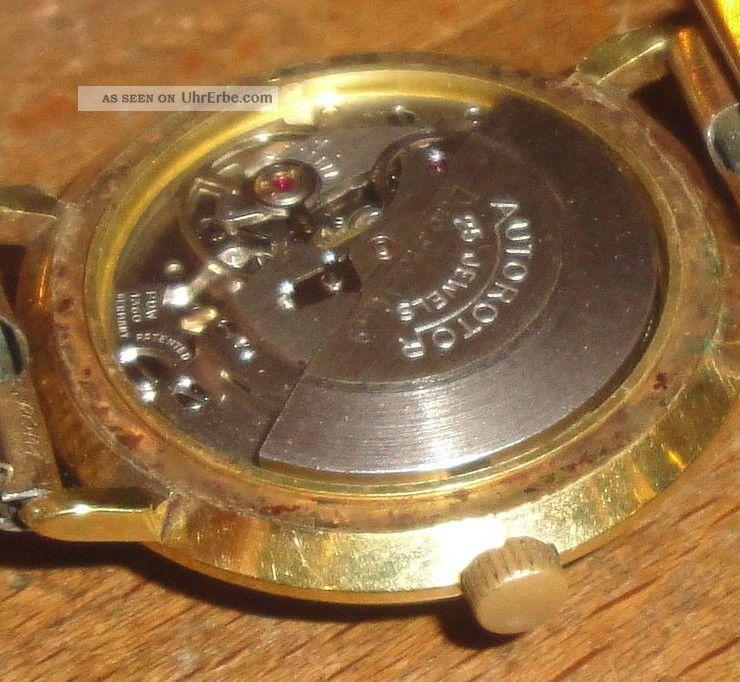 Schöne Dugena Automatik Uhr, Armbanduhr, Herrrenuhr