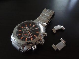 Festina Herren Uhr Chronograph Analog Quarz Bild