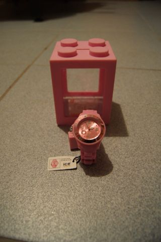 Ice Watch Modell Forever Small - Sili Pink Small Bild