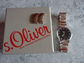 S.  Oliver So - 2655 - Mq Selection Uhr Herrenuhr Armbanduhr Bild