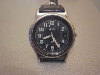 Schöne Seiko Uhr Bild