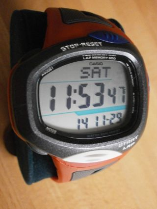 Casio Str - 800 Phys Armbanduhr Sportuhr Einsatzuhr Bild