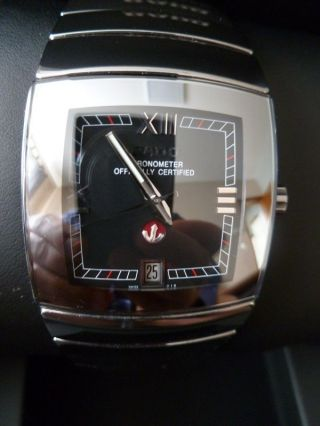 Rado Sintra Xxl Automatic Cosc Chronometer Diastar Limited Edition Uvp 2850€ Bild