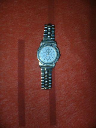 Chronograph / Herren - Armbanduhr Bild