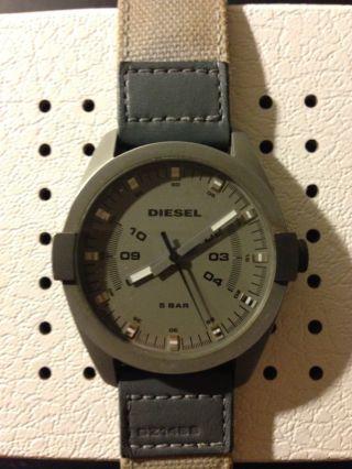 Diesel Uhr Modell Dz1488 Bild