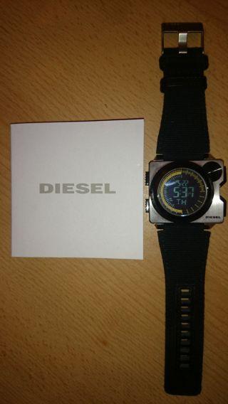 Diesel Dz7222 Armbanduhr Herren Bild