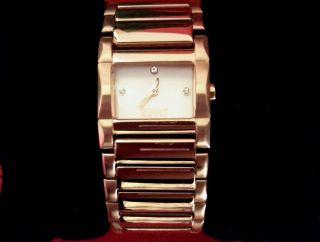 Neue Esprit Damenuhr Goldfarben Glanz Und Matt,  Originalverpackung Bild
