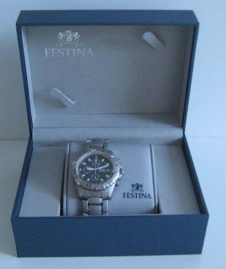 Festina Sport F16169/5 Armbanduhr Für Herren Bild
