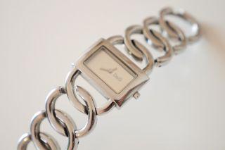 D&g Armbanduhr Silber / Trendy Bild