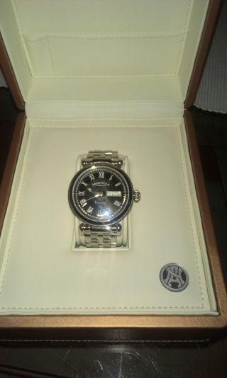 Armand Nicolet Herren Uhr Armbanduhr Automatik Arc Royal Bild