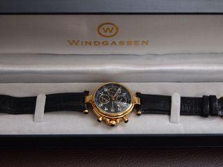 Design Hau Nos Glasboden Watch Automatik Art Armbanduhr Windgassen Steinhausen Bild