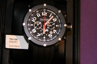 Tw Steel134 Chronograph Mit Etikett Bild
