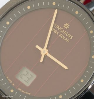 Junghans Armbanduhr Mega Solar Ceramic Modell 018/1501 - Bild