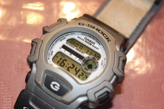 G - Shock Casio Illuminator 1825 Dw - 004 Armbanduhr Navy & Grey Top Bild