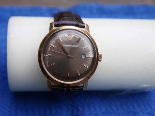 Emporio Armani,  Elegante Herrenarmbanduhr Ar0574 (420) Bild