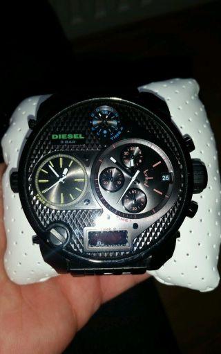 Diesel Mr.  Daddy Armbanduhr Für Herren (dz7266) Bild