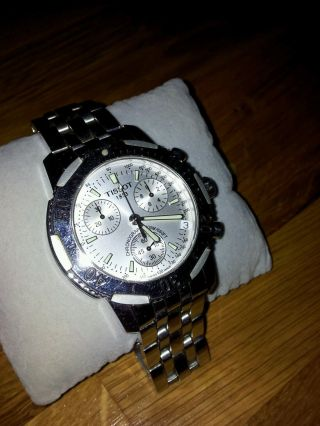 Tissot T - Sport T17148633 Armbanduhr Für Herren Bild