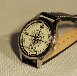 Arsa Armbanduhr 48mm Glasboden Mariage Bild