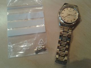 Tissot Herren Armbanduhr Gold Bild