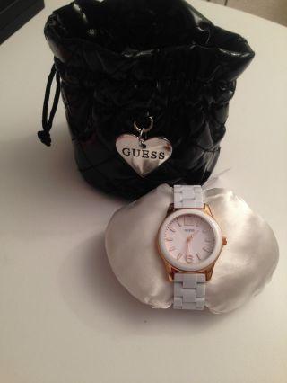 Guess Armbanduhr Analog W10601l1 Bild