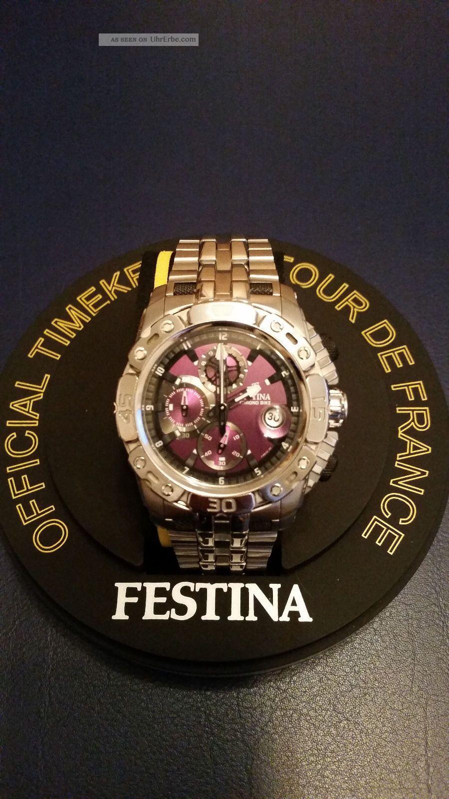 Festina Tourchrono Violett F16542a