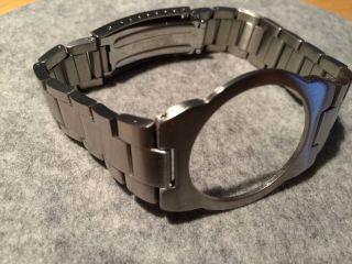 Omega Dynamic Stahlarmband Ungetragen Bild