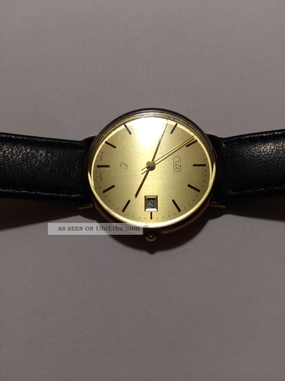 Cito Armbanduhr Herrenuhr Armbanduhren Bild