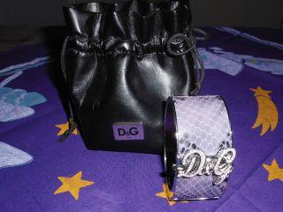 Dolde Gabbana Damenuhr In Ovp,  Ungetragen Bild