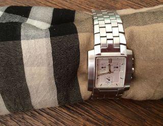 Tissot 1853 Chronograph Luxus Herren Armband Uhr Edelstahl Bild