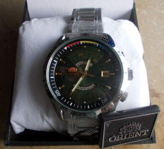 Orient Multi Year Calendar Uhr,  Orient Bild