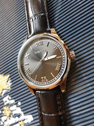 Wempe Herren Armbanduhr,  Sehr Elegant,  ,  Ungetragen,  Quarz Uhr,  40mm Bild