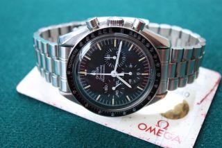Omega Speedmaster Professional Moonwatch 145022 Handaufzug Bild